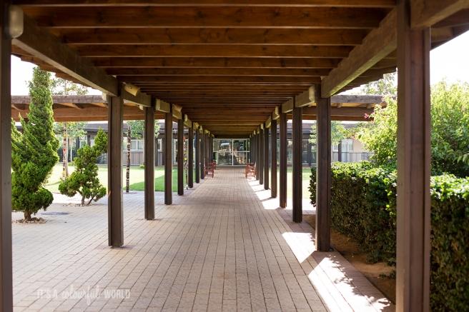 IACW - AIS walkway