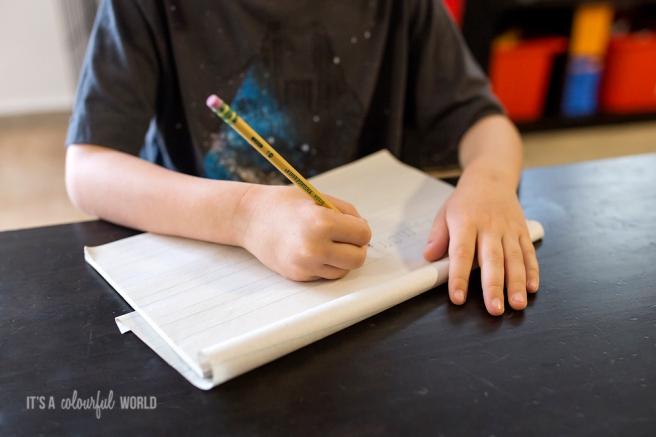 IACW - writing